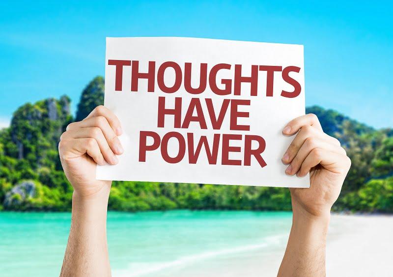 positieve gedachten hebben kracht